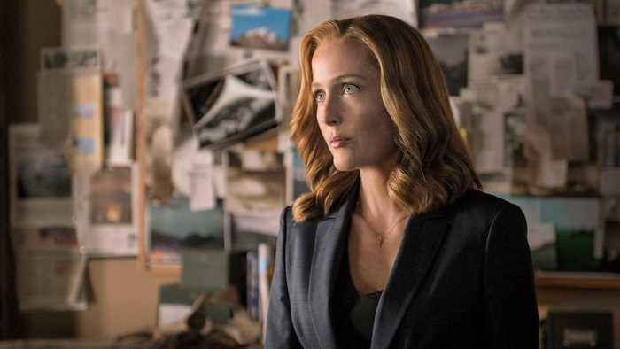 Gillian Anderson Confirms She's Leaving 'The X-Files'