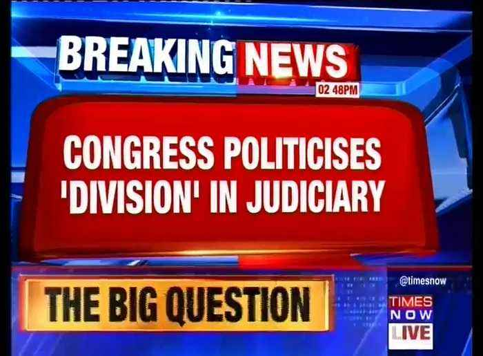 News video: Cong Leader Sachin Pilot Reacts On Supreme Court Judges Displeasure With The Chief Justice of India