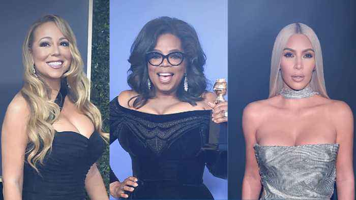 News video: How Mariah Carey, Oprah Winfrey and Kim Kardashian Are Maintaining Weight Loss in 2018
