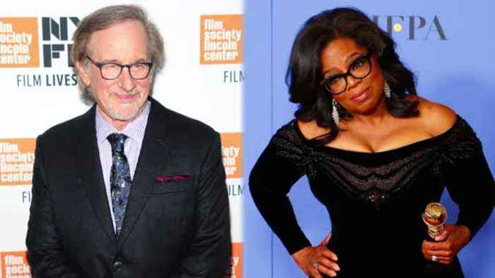News video: Steven Spielberg Would Back Oprah's Presidential Run