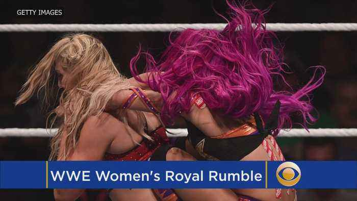 News video: Don't Expect Many WWE Legends In Women's Royal Rumble