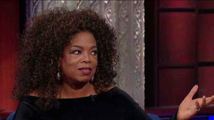 News video: 'Oprah for President' Billboard Emerges In Downtown L.A.