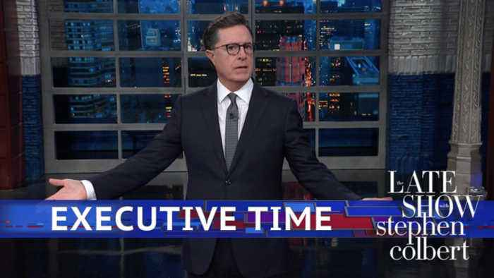 News video: What Exactly Is Trump Doing During 'Executive Time?'