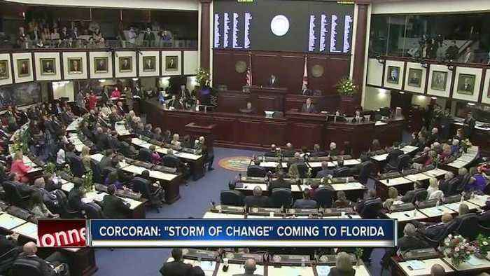 Corcoran: 'Storm of change' coming to Florida
