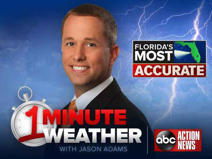 News video: Florida's Most Accurate Forecast with Jason on Saturday, January 13, 2018
