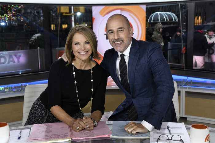 News video: Katie Couric finally responds to Matt Lauer sex misconduct claims