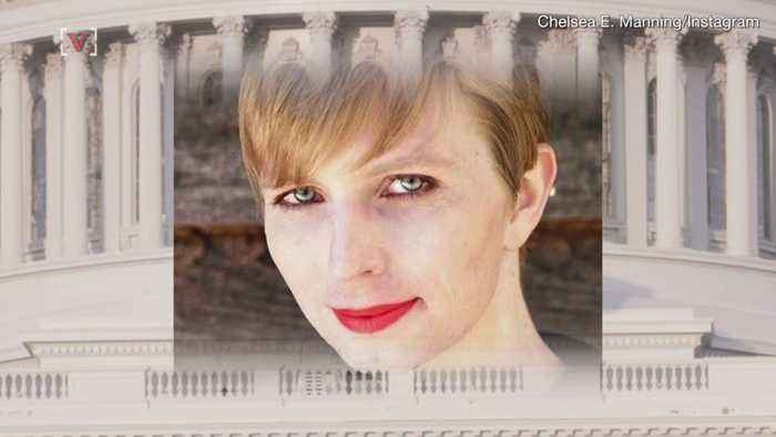 Report: Chelsea Manning Files For Senate Run In Maryland