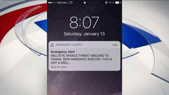 News video: Hawaii: False ballistic missile alert sparks panic