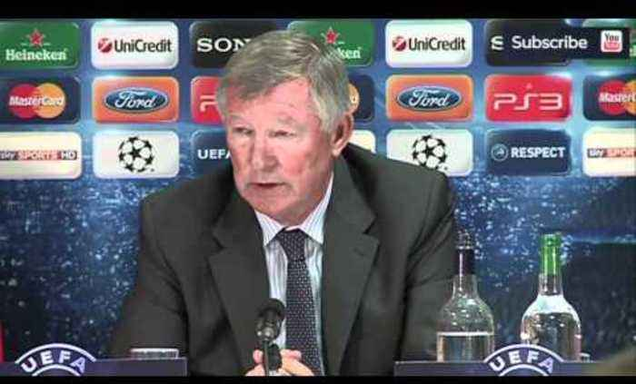News video: Man Utd v Basel: Ferguson claims United can win the Champions League