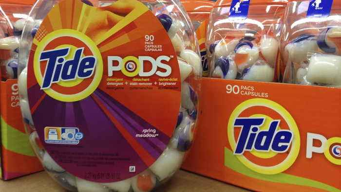 Dangers of the 'Tide Pod Challenge'