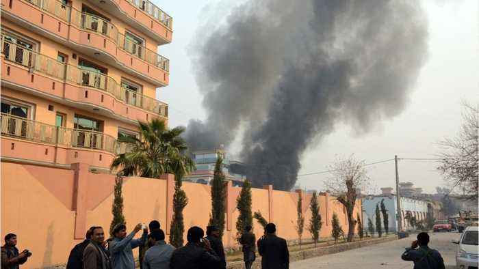 Afghanistan bombing outside save the children one news page video - Save the children press office ...