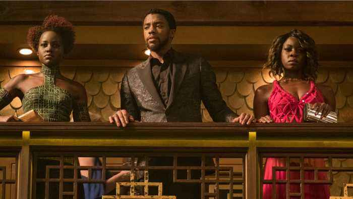 'Black Panther' International Trailer Reveals New Footage