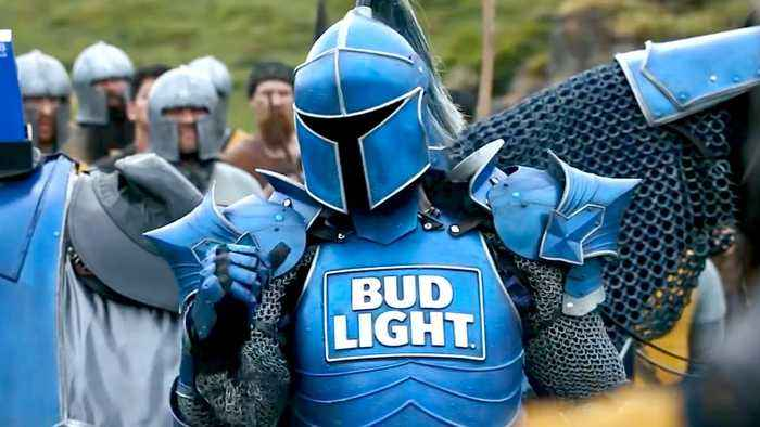 Bud light the bud knight super bowl commercial one news page video news video bud light aloadofball Choice Image
