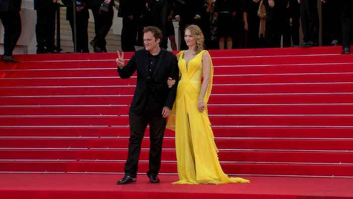 Quentin tarantino dating uma thurman 2