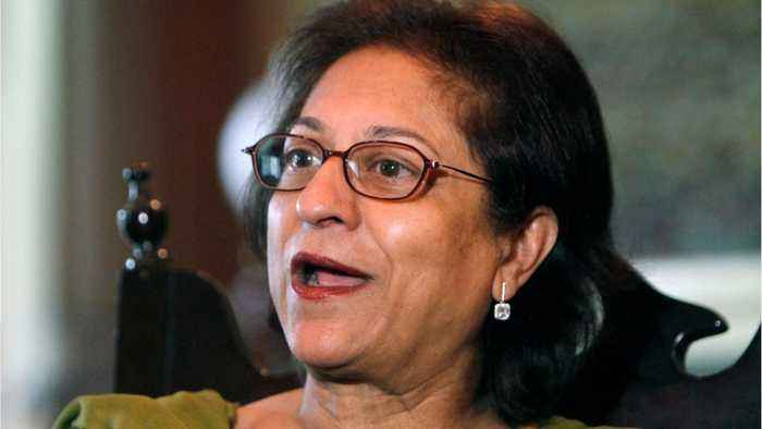 News video: Pakistani Human Rights Champion Asma Jahangir Dies