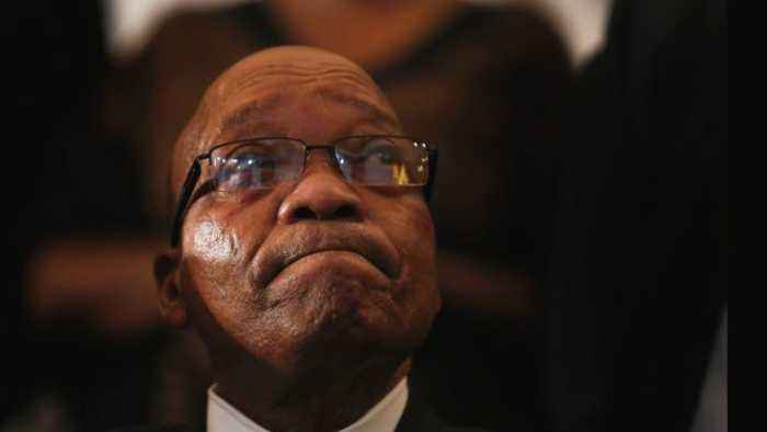 News video: South Africa's Jacob Zuma Faced Years of Corruption Claims