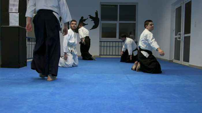Aikido Training One News Page Video