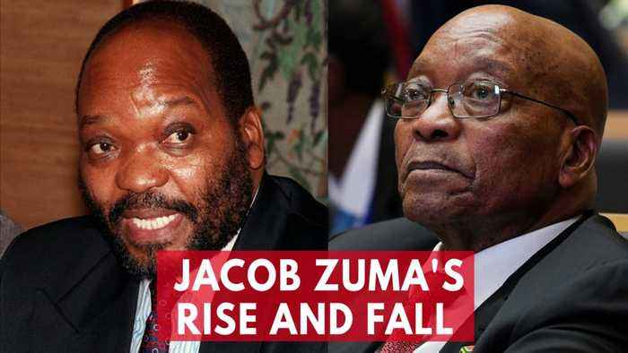 News video: The rise and fall of South Africa's Jacob Zuma