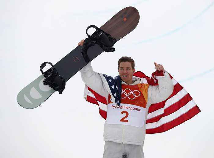 News video: Shaun White Wins Gold at 2018 Winter Olympics