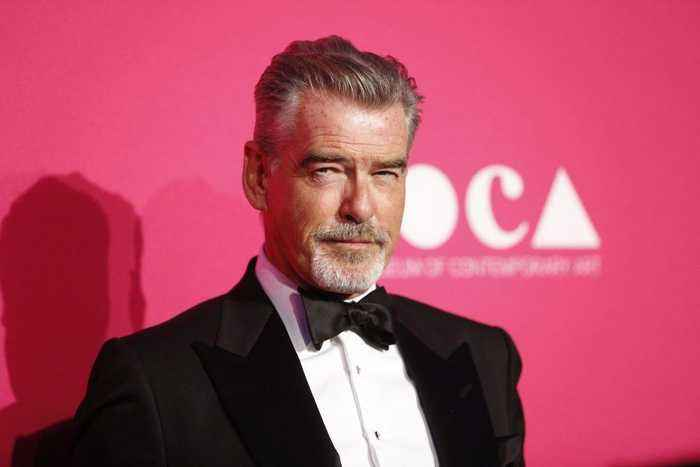 Pierce Brosnan threatened with jail time over ad in India