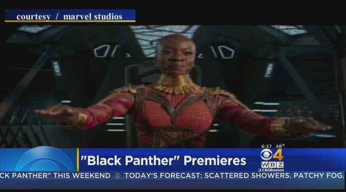 'Black Panther' More Than A Movie, It's A Movement