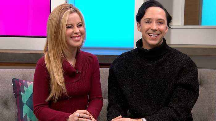 News video: Tara Lipinski and Johnny Weir Open Up About Their Unique Bond: 'There's No Relationship More Special'