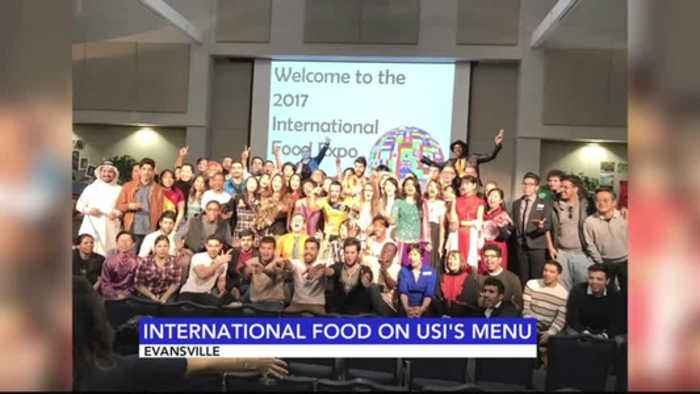 News video: USI International Expo Offers A Taste Of The World