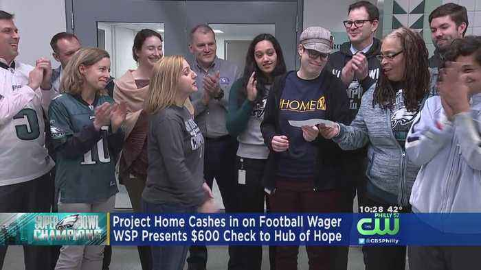 Project Home Cashes In On Football Wager One News Page Video