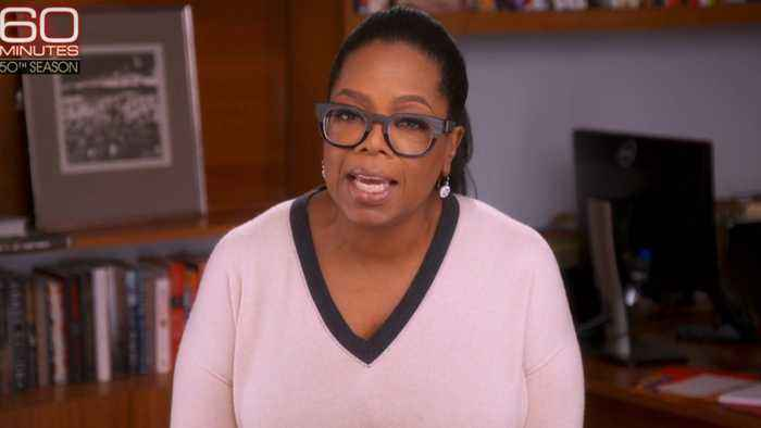 """News video: Oprah Winfrey Responds To Trump Calling Her """"Very Insecure"""""""