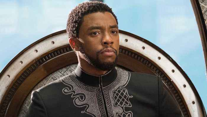 'Black Panther' Makes History At The Box Office