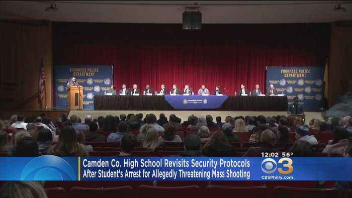 Camden County High School Revisits Security - One News Page