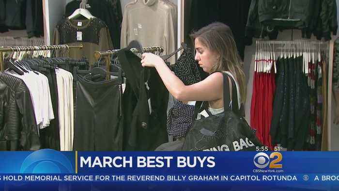 March Best Buys