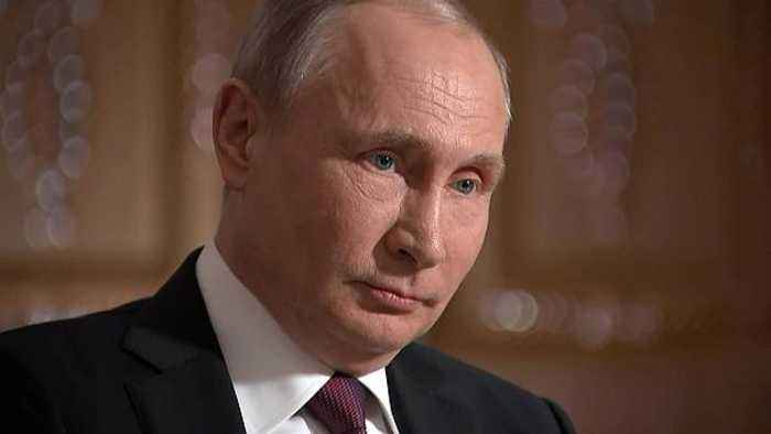 News video: Putin denies 'new Cold War' but says new nukes are on 'combat duty'