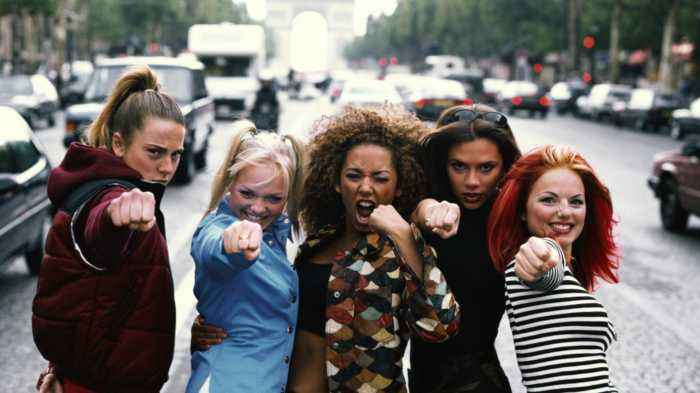 Spice Girls Are Reportedly Performing at Prince Harry and Meghan Markles Wedding pics