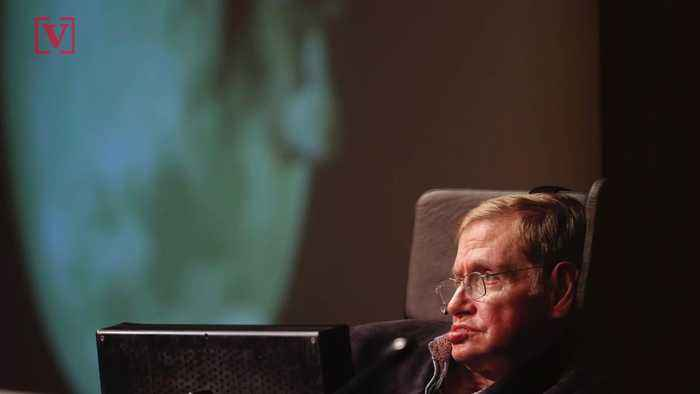 News video: Stephen Hawking Says This Is What Happened Before the Big Bang