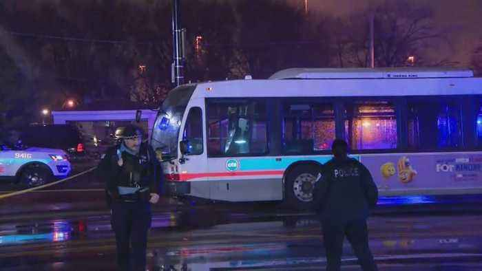 Pedestrian Fatally Struck By CTA Bus In Chatham