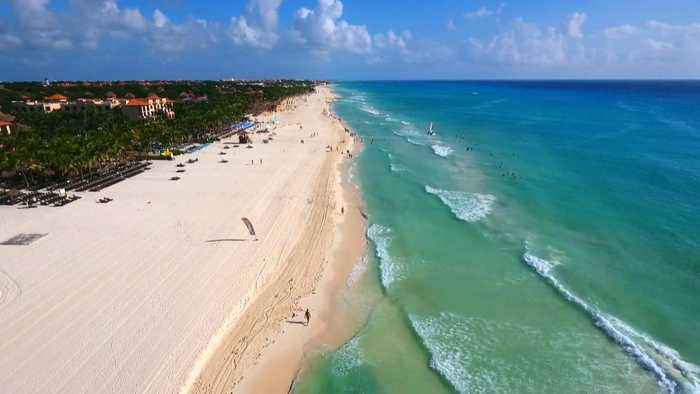 Travel Warning Issued for Mexico's Playa Del Carmen Ahead of Spring Break