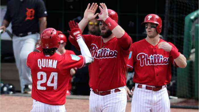 News video: The Phillies Are Rebuilding Like the Cubs, Astros