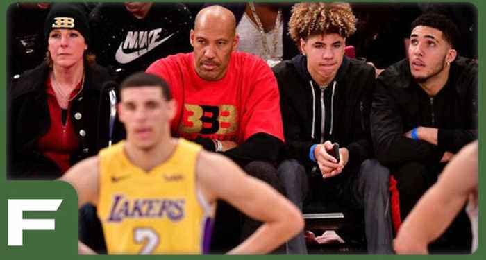 News video: Lonzo Ball Gets ABSOLUTELY OWNED By Lamelo Ball!