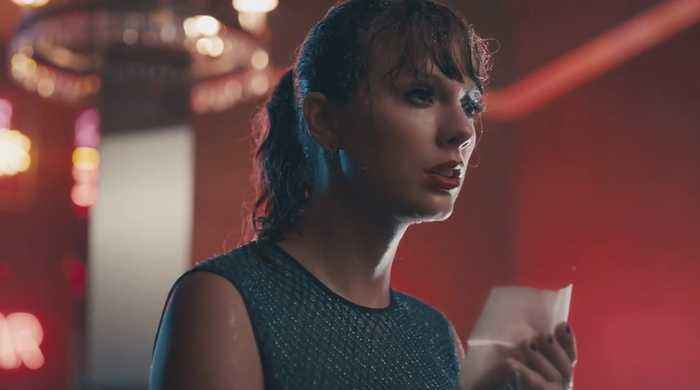 The reference you may have missed in Taylor Swift's 'Delicate' video