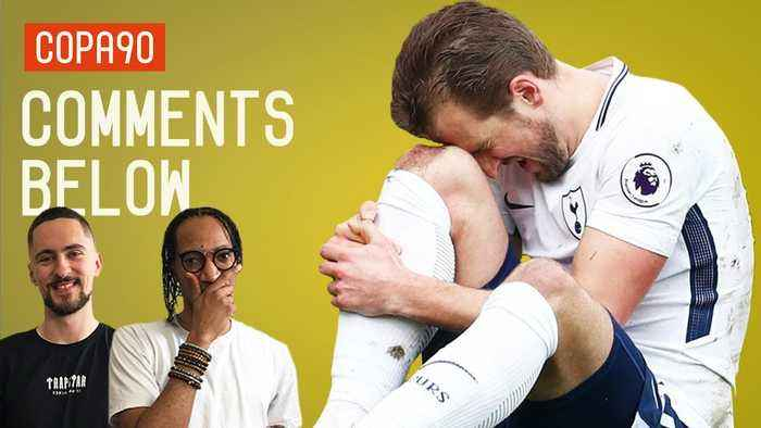 News video: Can Spurs Survive Without Harry Kane? | Comments Below