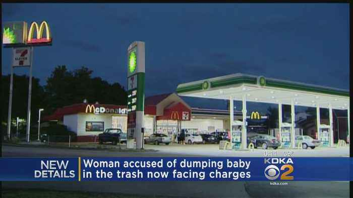 Mother Charged For Throwing Baby Into Gas