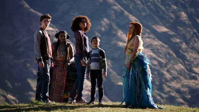 Movie Report: 'A Wrinkle in Time'
