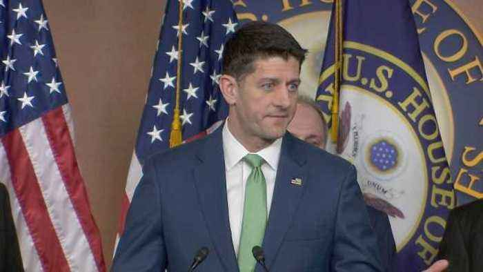 News video: Speaker Ryan dismisses Dems' success in tight Pennsylvania election