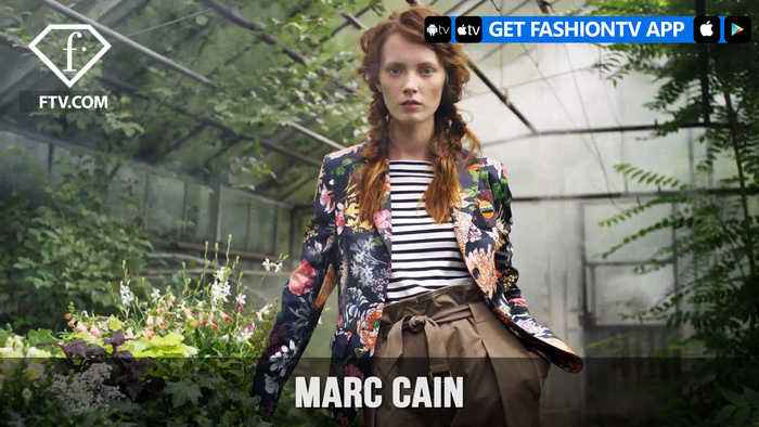 News video: MARC CAIN Forest Flowers and Beautiful Jungle Collection | FashionTV | FTV