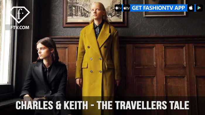 News video: CHARLES & KEITH presents The Travellers Tale of Performers Turned Passengers | FashionTV | FTV