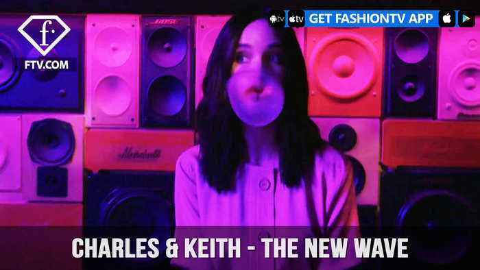 CHARLES & KEITH presents The New Wave A 90's Iconic Youth Movement | FashionTV | FTV
