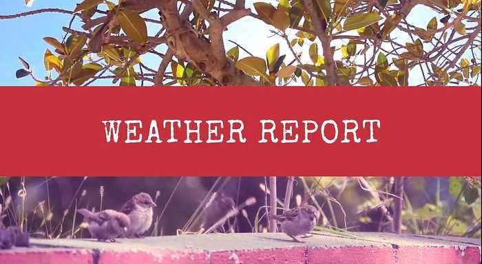 Latest Weather Update