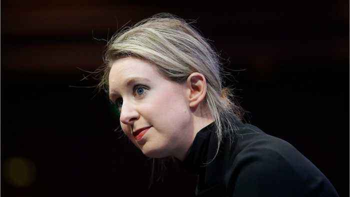 Elizabeth Holmes Charges With Fraud