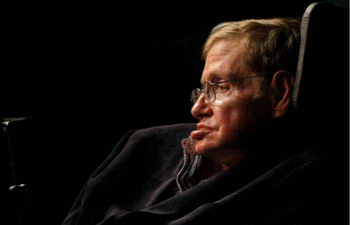 News video: Famed Cosmologist Stephen Hawking Has Died